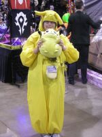 Pikachu Cosplay by Lionofdemise