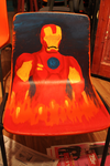 Ironman Chair by Chila-Sahara