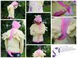 FlutterHoodie by maniacPL