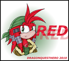 Red by DragonQuestHero