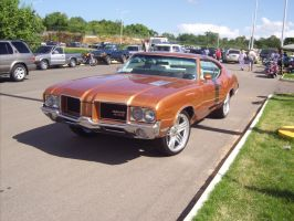 71' Oldsmobille Cutlass by Mister-Lou
