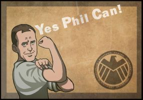 Yes Phil Can! by Berumi