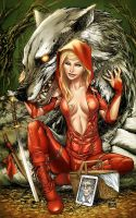 Red Riding Hood by Wesflo