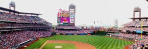 Phillies Panorama by Luthienmisery29