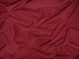 Red Fabric 2 by Cynthetic
