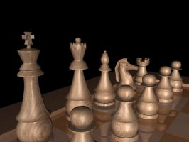 Chess 2 by jecomoria