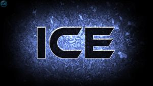 ICE FUSION TEXT by diceberg