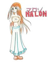 New outfit for Malon by DustyMoon