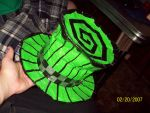 Duct tape hat I 2 by Jazabel13