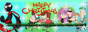 Christmas Crossovers by Xtreme-Cartoons