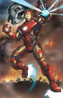 Iron Man: Age of Ultron by ZeroMayhem