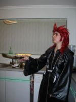 Axel Has Pancake Skills by KellyJane