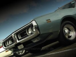 iceblue charger by AmericanMuscle
