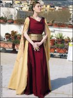 Cersei Lannister Costume 5 by CantoriDelWesteros