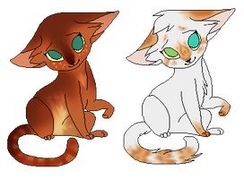 Cat adopts 7 by Miss-Smutty