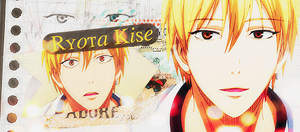 Kise Ryota Signature by Dirty-Dreams