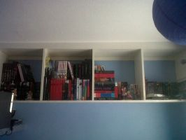My Vampire/Manga Collection by SupernaturalFan1990