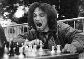 Danny Sexbang Hates Chess by unusedusername111