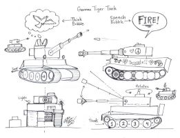 Draw a Tank by Diana-Huang