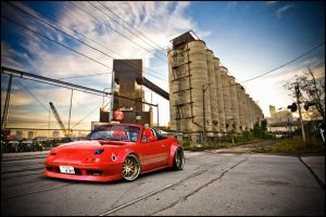 MIATA M by ROOF01