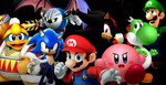Smash Fighters Z - Now on PATREON! by S-Yaridovich9X