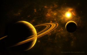 Golden System by DavAguirre
