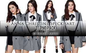 Anna Christine Speckhart_PNGPack31 by FigureArtist by Patatabollente