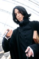 Professor Snape is not amused by Des-Henkers-Braut