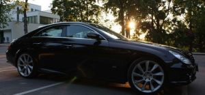 Mercedes - Benz CLS 3 by ShadoWpictureS