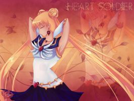 Heart Soldier by Vlossy