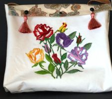 Bag of Roses by BookArtiste