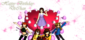 Happy b-day BrokenMarionetteP by KingdomHeartsNickey