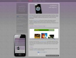 Web Design Home by ybres