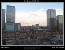tokyo station201210061 by lycanthrope-bata