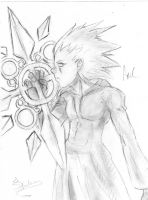 axel by drago-flame