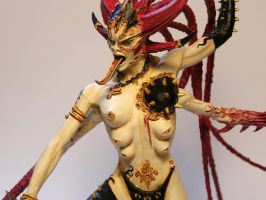 Nother demon view 1 by ByTheDock