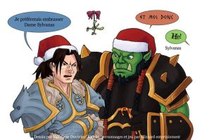 Merry... hu... whatever? WOW by kineko