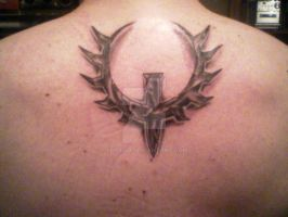 My first tattoo by ShoTro