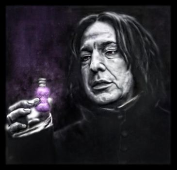 Always Severus Snape by AStoKo