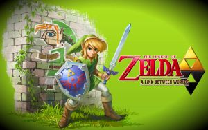 TLoZ: A Link Between Worlds by Link-LeoB