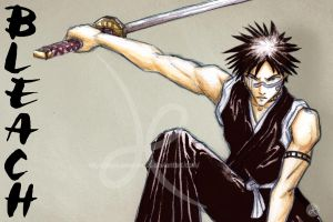 Shuhei Hisagi - Bleach by melusineistross