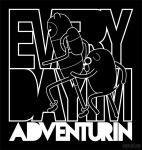 Every Day I'm Adventurin' by entangle
