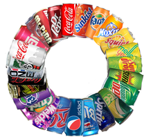 Soda Color Wheel by XxStormxX