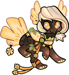 Baby fishy flowers auction closed by griffsnuff