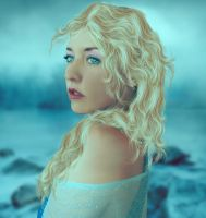 Elsa.. by Alz-Stock-and-Art