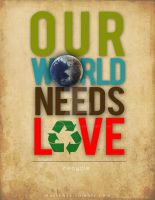 recycle by mattgenota