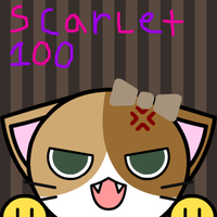 Cat Icon To Scarlet100 by Metylover2143