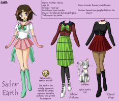 Sailor Earth by lilith-lips