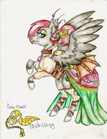 Request pony- Shift Wing by Coraline-176