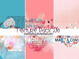 Textures Pack .06 by MyShinyBoy